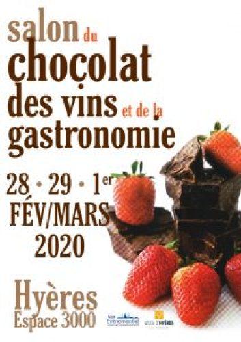 Salon du Chocolat, des Vins et de la Gastonomie à Hyères