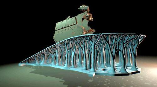 Voir et comprendre dans l'obscurité des profondeurs de la Méditerranée théâtre Liberté Toulon