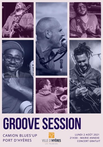 groove sessiona hyeres