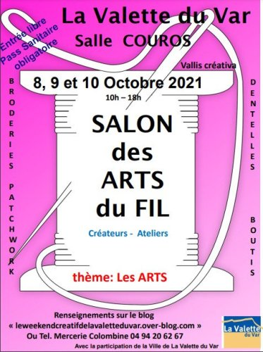 SALON DES ARTS DU FIL