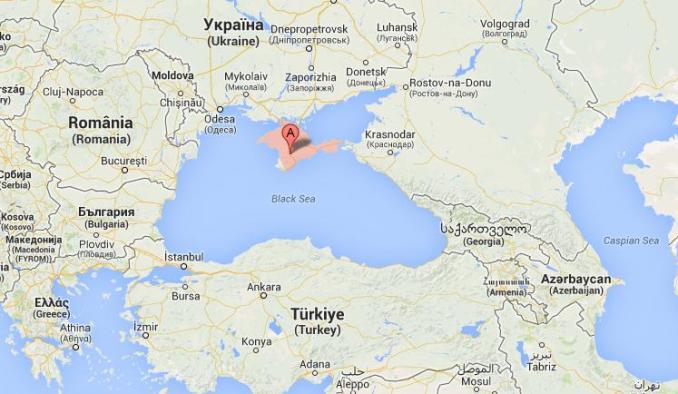 ukraine crimée