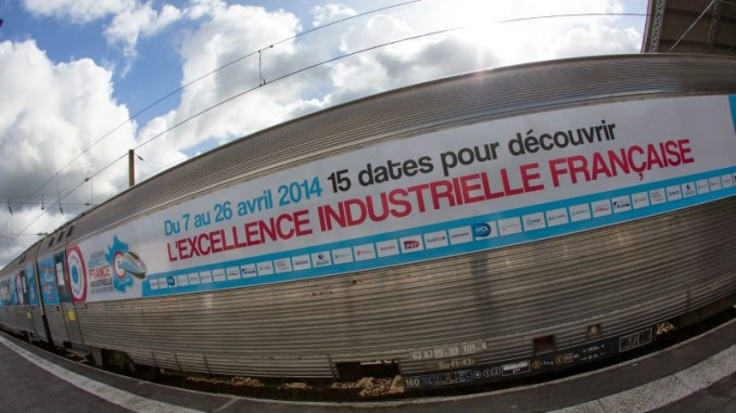 Train France Industrielle Toulouse Tarbes Timac Agro