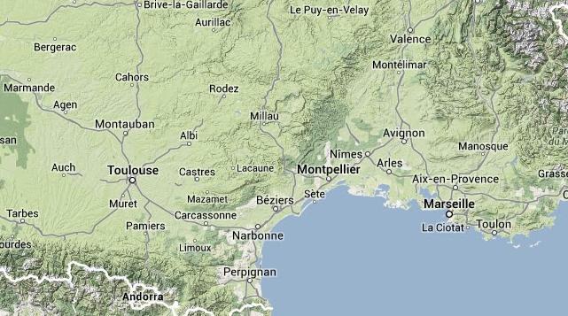 tarbes region midi pyrenees
