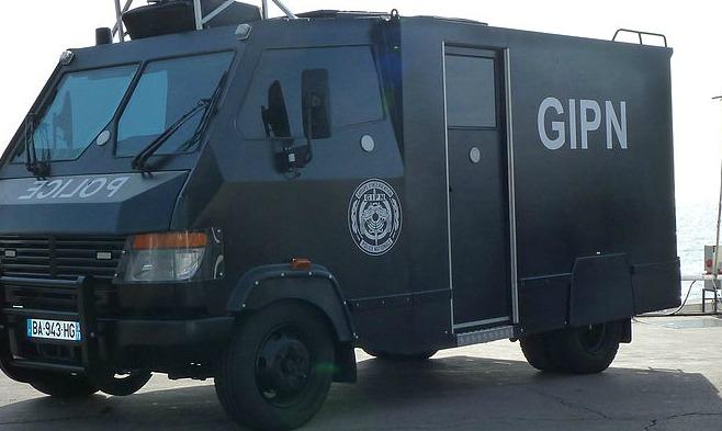 Police Mirail fusillades