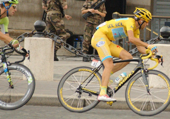 Tour de France 2015 Nibali