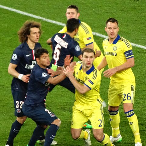 Paris Exploit Chelsea