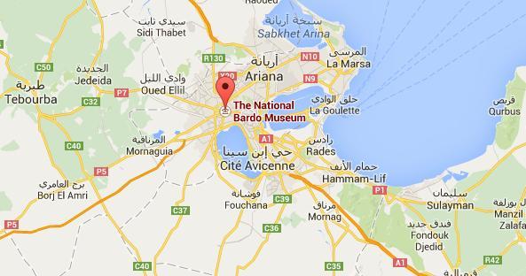 Tunisie musée national du Bardo attaque terroriste
