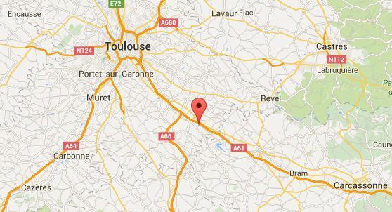 2 morts accident Autoroute Haute Garonne