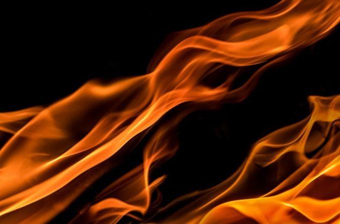 Danger d'incendies dans le sud de la France