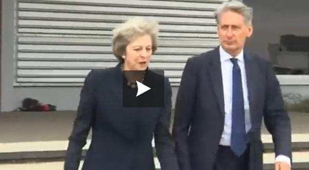 Brexit. Theresa May veut une sortie du Royaume Uni du marché commun