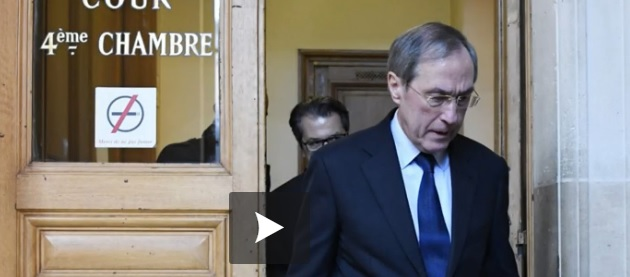 Claude Guéant, ancien ministre, condamné à 2 ans de prison