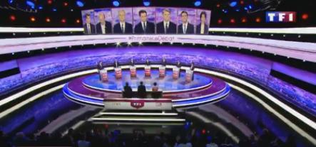Peillon offensif, Valls tendu, Montebourg et Hamon forces tranquilles le bilan du 1er débat
