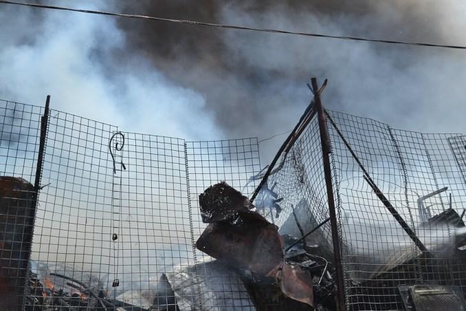 plus de 100 000 Irakiens ont fui la bataille de Mossoul