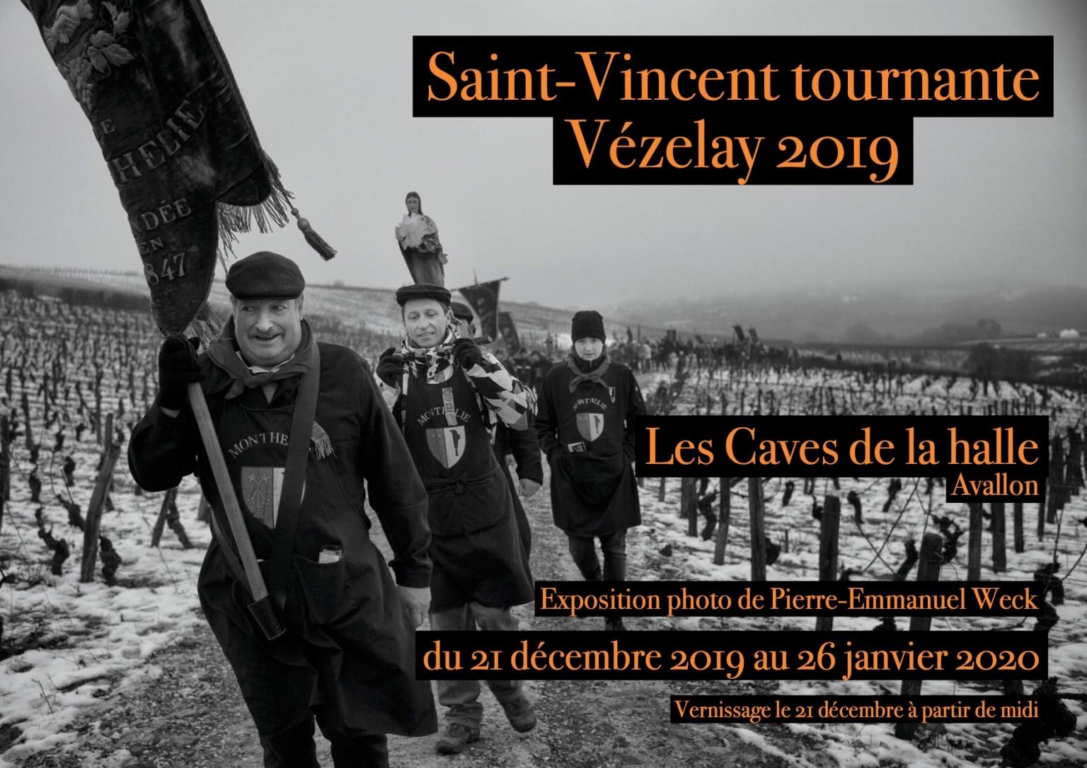 Saint-Vincent tournante – Vézelay 2019