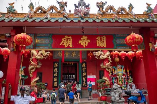 2019-02-08 - Temple Guan Di-1