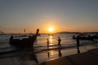 2019-02-15 - Ao Nang au soleil couchant-18