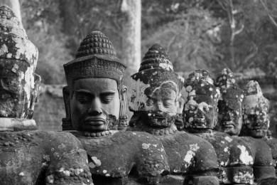2019-03-14 - Statues Angkor Thom-4