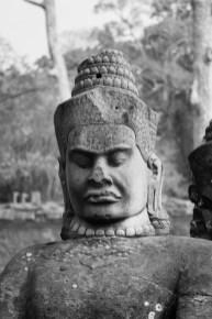 2019-03-14 - Statues Angkor Thom-7