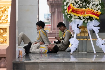 2019-03-19 - Statue Sihanouk-1