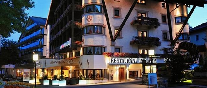 Eingangsbaereich Hotel