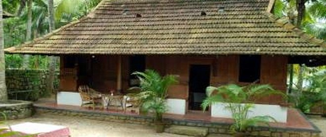 Tulsi Ayurveda, Kerala, Indien