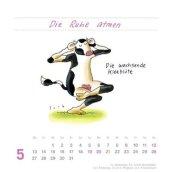 Yoga für Kühe 2013 Mai