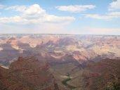 Grand Canyon National Park / Arizona - Blick vom South Rim