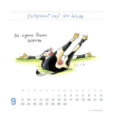 Yoga für Kühe 2013 September