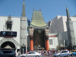 Mann's Chinese Theatre in Los Angeles