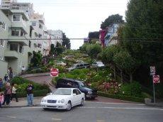 Lombard Street / San Francisco