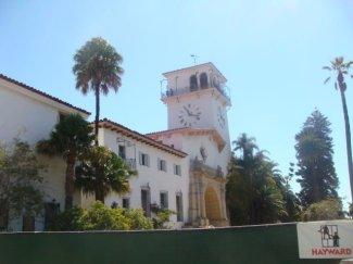Gerichtsgebäude (Courthouse) von Santa Barbara