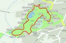 Plan Barfussweg