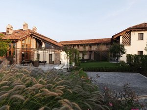 Romantik Hotel Mulino Grande in Cusago bei Mailand