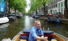 Bootstour in Grachten Amsterdams 35