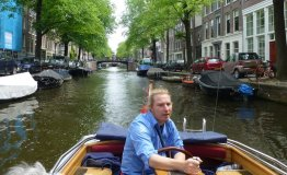 Bootstour in Grachten Amsterdams 35