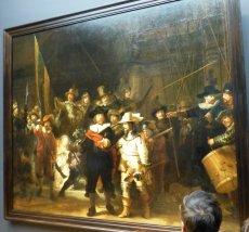 Die Nachtwache von Rembrandt 1642