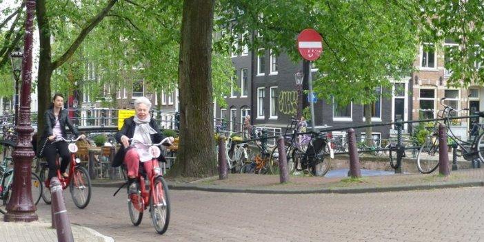 Radtour durch Amsterdam 8