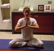 Yogaübungen 2
