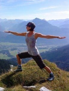 Goldener Berg Yoga