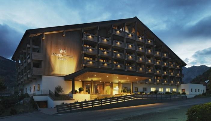 Löwen Hotel Montafon_Außenfassade