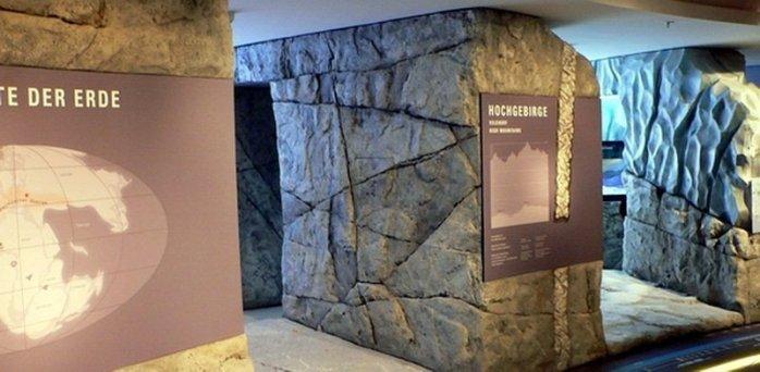 Waldgeschichtliches Museum in Sankt Oswald