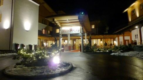 Eingang Hotel Feuerberg 2