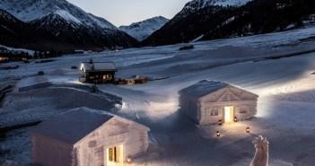 Snow Suiten des Hotels Lac Salin SPA & Mountain Resort in Livigno