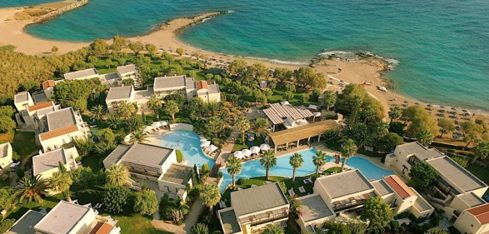 Neue Luxusoase – Cretan Malia Park auf Kreta eröffnet am 21. April 2018