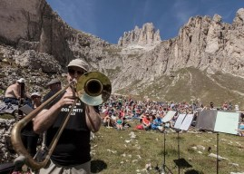 Zum 24-ten Mal Sounds of the Dolomites