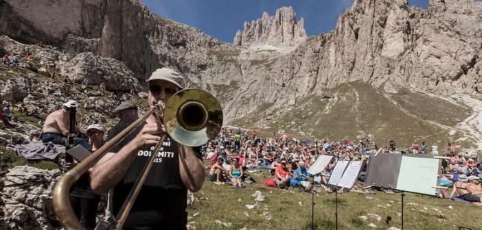 Zum 24-ten Mal Sounds of the Dolomites