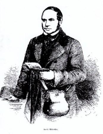 Karl Baedeker (1801-1859)