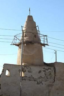 The oldest Islamic Mosque in the City of Bawiti