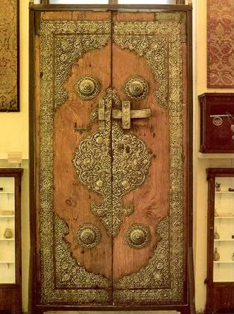 Egypt Picture Turkish Style Door From The Museum Of Islamic Art Cairo