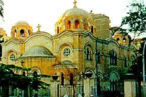 Virgin Mary Church - Zeitoun